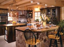 Home Plans   a Country Kitchen   House Plans and Morerustic country kitchen  ViewthisPlan  House plans