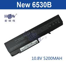 Online Shop <b>HSW 6cell laptop</b> Battery for HP 6530B EliteBook ...