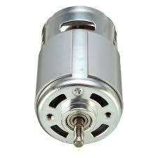 775 <b>DC Motor</b> DC <b>12V</b> 36V 3500 9000 RPM Ball Bearing Large ...