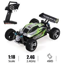 WLtoys <b>A959-A</b> RC Car 2.4G <b>1/18</b> 4WD 35KM/h Racing Car High ...