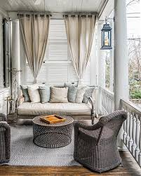 screen porch furniture ideas. southern serenity the perfect nook some serious porch goals at zerogeorge hotel screen furniture ideas