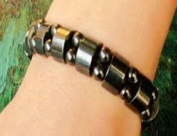 <b>10pcs Lot</b> Black Magnetic Healthy Bracelets For DIY Craft Fashion ...