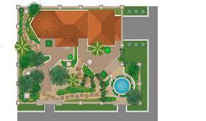 Small Picture Online Backyard Planner Free Online Landscape Design Software For