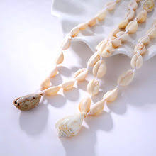 conch shell bead