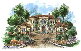 Tuscan Style House Plans  Floor Plans  Home Plans Plan   Weber    Tuscan Floor Plan   Tuscany House Plan