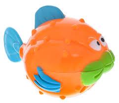 Отзывы на Alex Toys <b>Игрушка для ванной Рыба-ёж</b> от ...