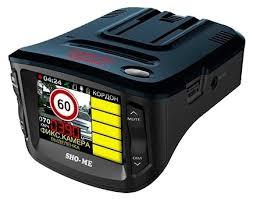 <b>Видеорегистратор</b> с радар-детектором <b>SHO</b>-<b>ME Combo</b> №1 ...