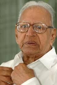 Former Supreme Court judge V. R. Krishna Iyer. Photo: H. Vibhu - KRISHNA_IYER1_1634e