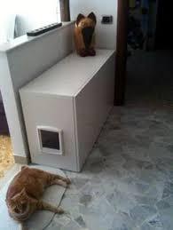 ikea hack hidden cat litter box made with besta tofta doors and cat litter box furniture diy