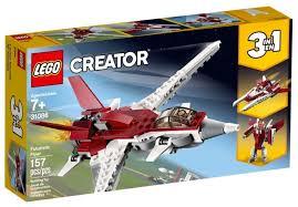 <b>Конструктор LEGO</b> Creator 31086 <b>Истребитель будущего</b> ...