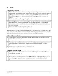 appendix c interview guide response form how proposed arff page 95