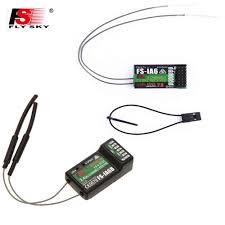 Оригинальный <b>радиоприемник Flysky FS</b> iA6, <b>6 канальный</b> ...