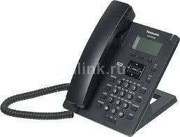 Купить <b>SIP телефон PANASONIC</b> KX-HDV100RUB в интернет ...