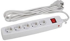 Купить <b>Сетевой фильтр ЭРА SF-5es-4m-W</b> белый по супер ...