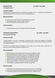 resume template  resume objective food service resume samples        resume template  resume objective food service with first assistant manager experience  resume objective food