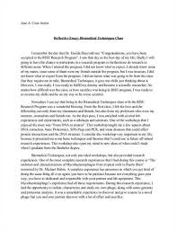 personal reflective essay example aug personal reflection essay examples