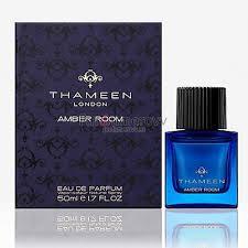 Унисекс <b>парфюмерная</b> вода <b>THAMEEN AMBER ROOM</b> edp 50ml в ...