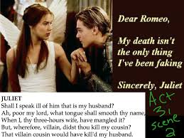 romeo and juliet scene act  romeo and juliet act 3 scene 2