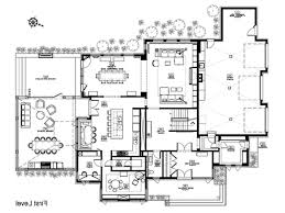 Home Design  Fame Tropical House Designs And Floor Plans With    Alluring st Level Tropical House Basement Interior Design Plan