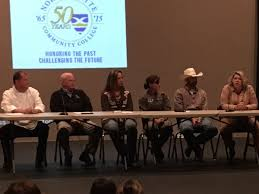 fccla overton on panelists unusual careers at dlc fccla overton on panelists unusual careers at dlc today a chef a horse trainer a female fight pilot a bull rider others
