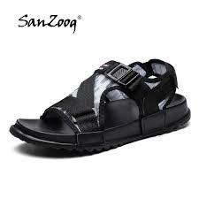 <b>Summer</b> Casual <b>Mens Sandals Man Buckle Sandal Men</b> Sandalias ...