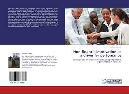search results for motivation to become a doctor bookcover of non financial motivation as a driver for perf ce