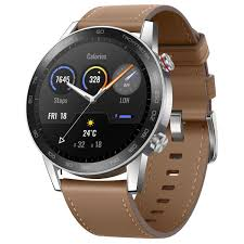Купить Huawei Honor Watch <b>Magic</b> 2 (leather strap) Flax Brown с ...