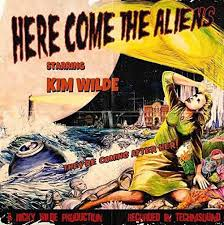 <b>Kim Wilde</b> - <b>Here</b> Come The Aliens | Releases | Discogs