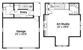 Large images for House Plan        Garage Floor Plan ADI