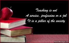 Inspirational messages for teachers: Quotes for teachers ...
