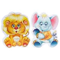 Набор <b>пазлов Vladi Toys</b> Зоопарк (VT3208-01) — Пазлы — купить ...
