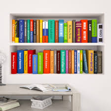 Wall Bookshelf Online Get Cheap Wall Bookshelves Aliexpresscom Alibaba Group