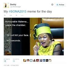 The funniest #SONA2015 memes | e.tv via Relatably.com