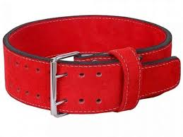 <b>Пояс Harper Gym</b> JE 2633 R Leather M Red 361 327 - Чижик