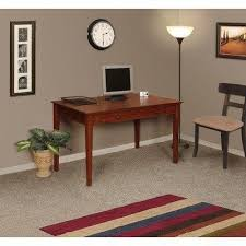 hudson valley 48 writing desk by os home office furniture 25093 11711 features solid wood and wood veneer pencilkeyboard drawer cherry veneer home furniture