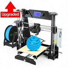 <b>Alfawise EX8 Upgraded DIY</b> 3D Printer | Gearbest | 3d printer kit, 3d ...
