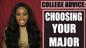 choosing your major college advice choosing your major college advice