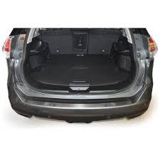 <b>Накладка на задний бампер</b> Rival для Nissan X-Trail III T32 2015 ...