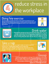 how to reduce stress in the workplace best paper shredder reviews reduce stress in the workplace infographic