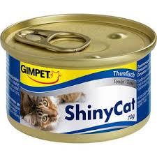 <b>Консервы Gimborn Gimpet ShineCat</b> Tuna тунец для кошек 70г ...
