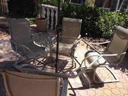 living victoria piece patio set