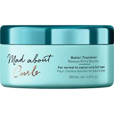 <b>Schwarzkopf Professional Mad About</b> Curls Butter Treatment 200ml ...