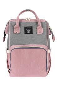 <b>Сумка</b>-рюкзак для <b>мамы Happy</b> Moms