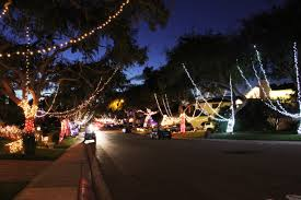 holidays in southern california candy cane lane torrance when one of the residents strung up white christmas tree lights in his tree another neighbor who appreciated the look drew up fliers and circulated