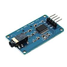 3pcs YX5300 MP3 Player Module <b>Voice Serial Port Control</b>: Amazon ...
