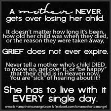 Loss Of Son Quotes. QuotesGram via Relatably.com