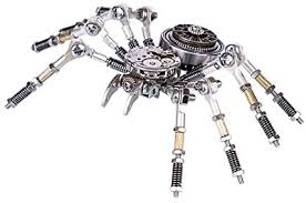 Haoun <b>3D Metal Puzzle</b> for Teens and Adults, DIY Assembly <b>Insect</b> ...