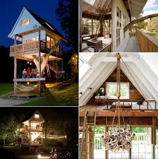 Tree Houses For Adults   A place to entertain
