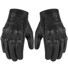 New <b>Motorcycle gloves Professional sport</b> full finger leather ...
