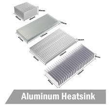 <b>3pcs</b> 150x60x25mm <b>Aluminium</b> Heatsink Cooling Radiator <b>Heat</b> ...